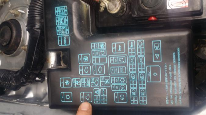 what is this please?,......missing fuse d (pump icon) from fusebox (new  owner) please see pictures   pajero io, pinin, tr4, community forum  forums   pajero io, pinin, tr4, community forum